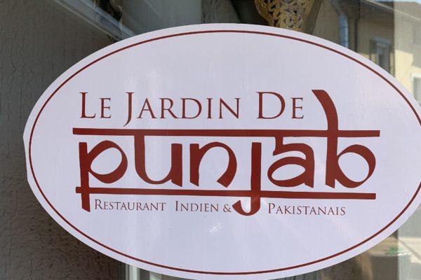 """Restaurant indien à Annecy """"Le Jardin de Punjab"""""""