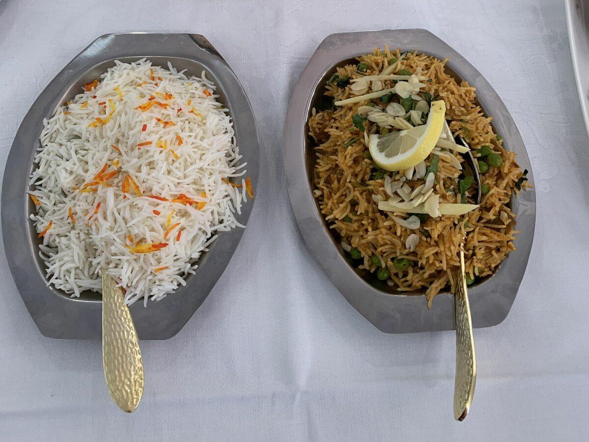 Riz Basmati et Biryani Restaurant Jardin de Punjab