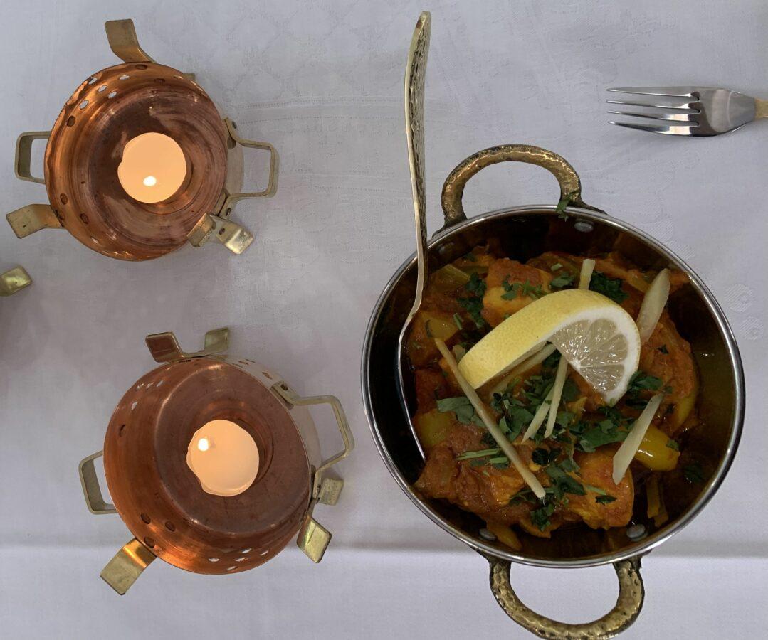 Curry Restaurant Jardin de Punjab Annecy